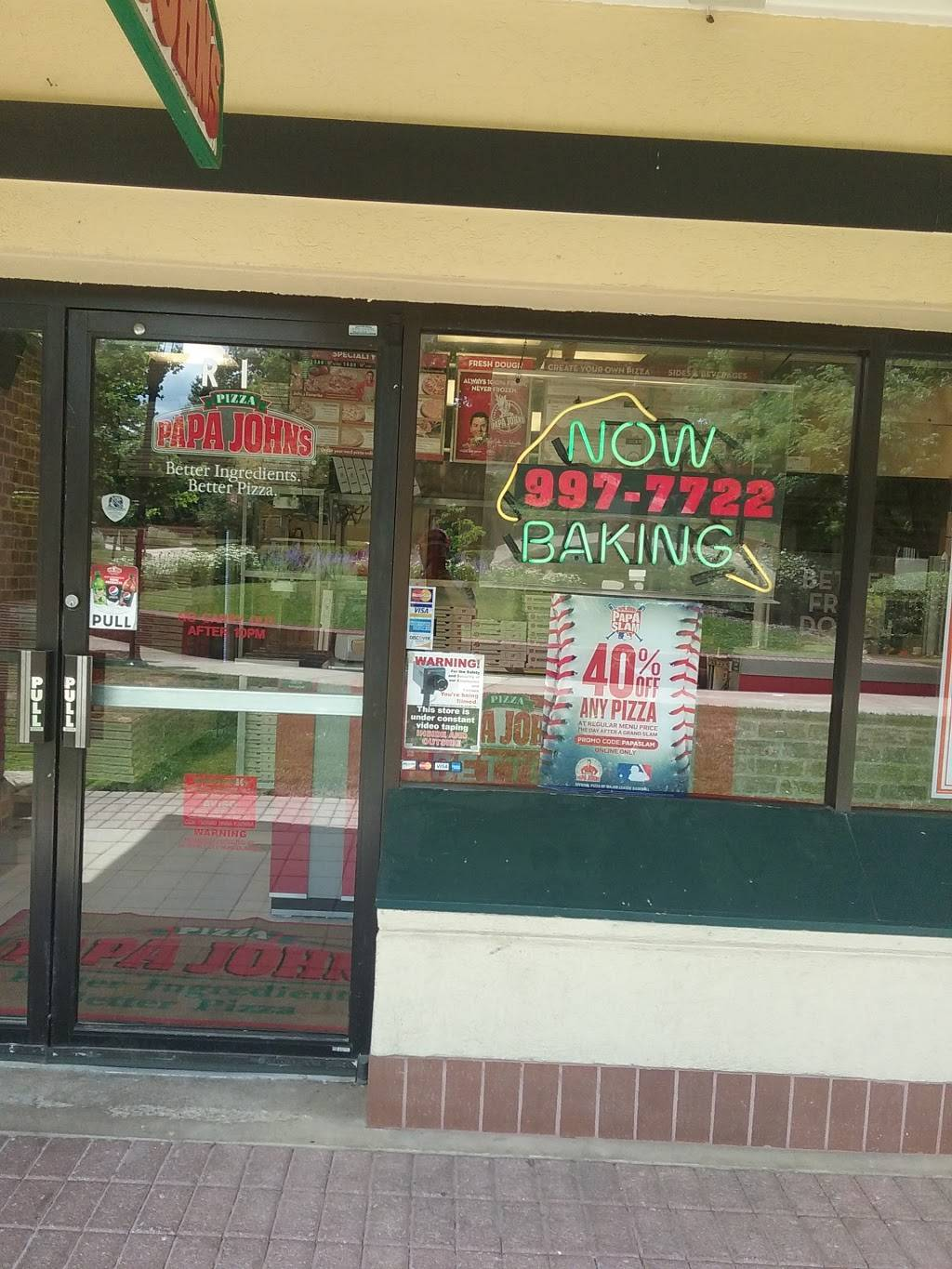 Papa Johns Pizza   restaurant   5485 Harpers Farm Rd, Columbia, MD 21044, USA   4109977722 OR +1 410-997-7722