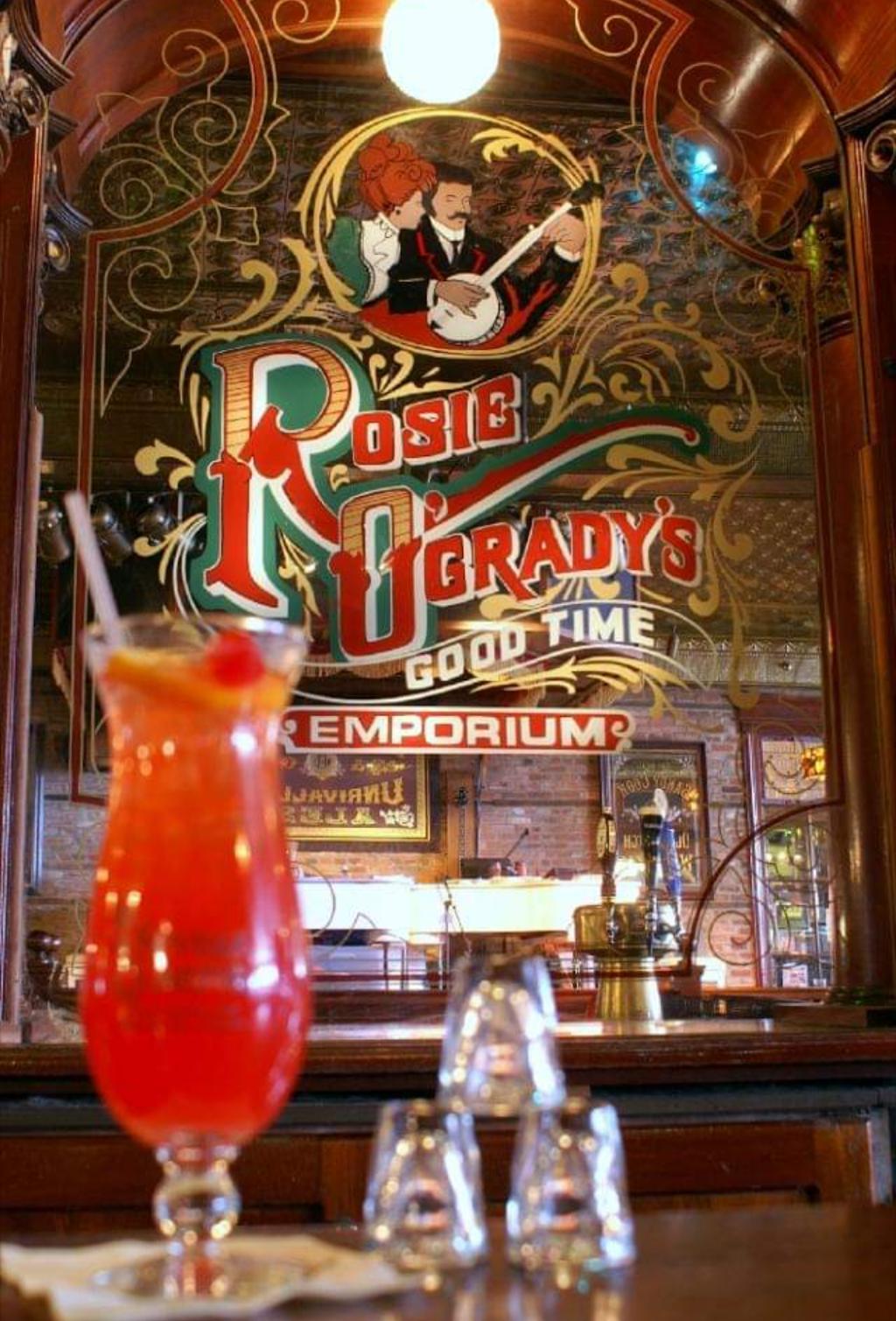 Rosie OGradys Inc | night club | 130 E Government St, Pensacola, FL 32502, USA | 8504346211 OR +1 850-434-6211