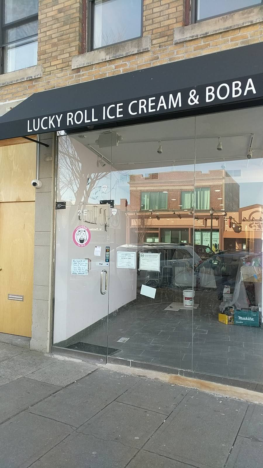 Lucky Rolls | restaurant | 2 E Palisade Ave, Englewood, NJ 07631, USA | 2016542381 OR +1 201-654-2381