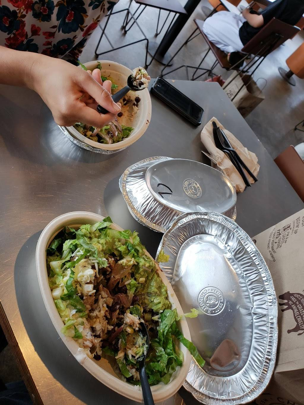 Chipotle Mexican Grill   restaurant   241 Pottstown Pike, Exton, PA 19341, USA   6109034735 OR +1 610-903-4735