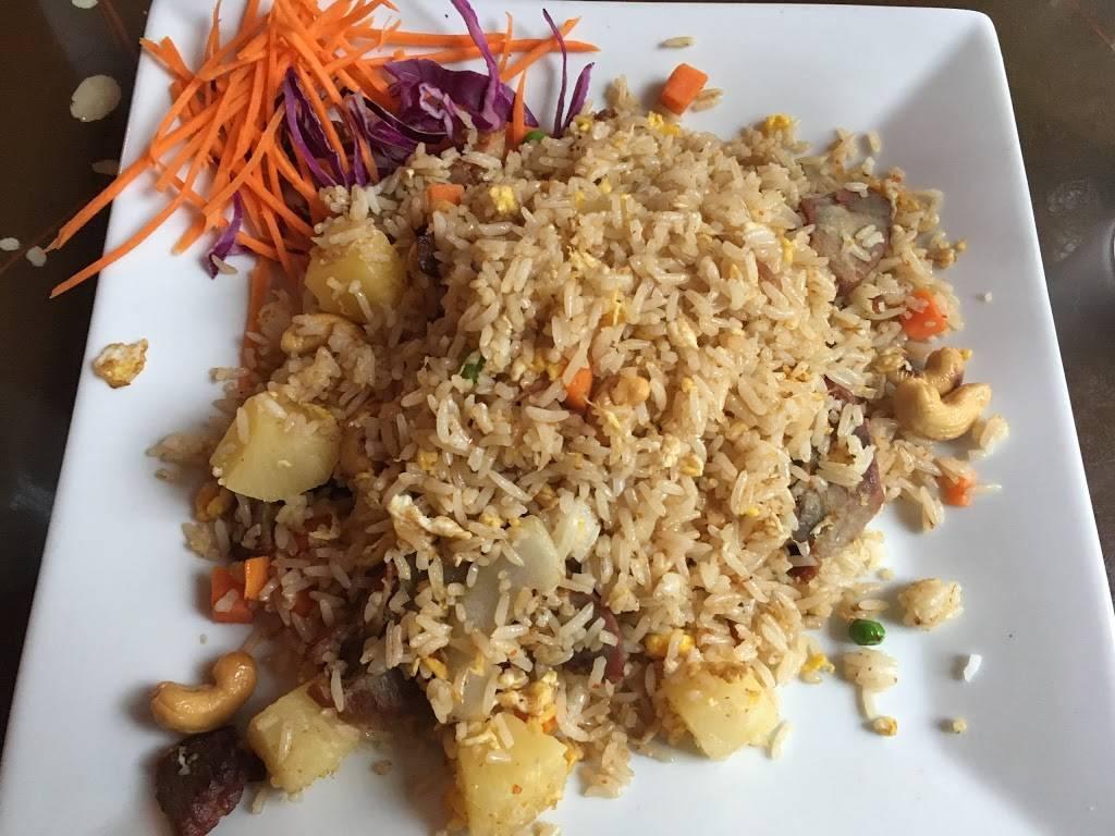 Red Basil Thai Cuisine   restaurant   4 Glen Rd, Rutherford, NJ 07070, USA   2014608585 OR +1 201-460-8585