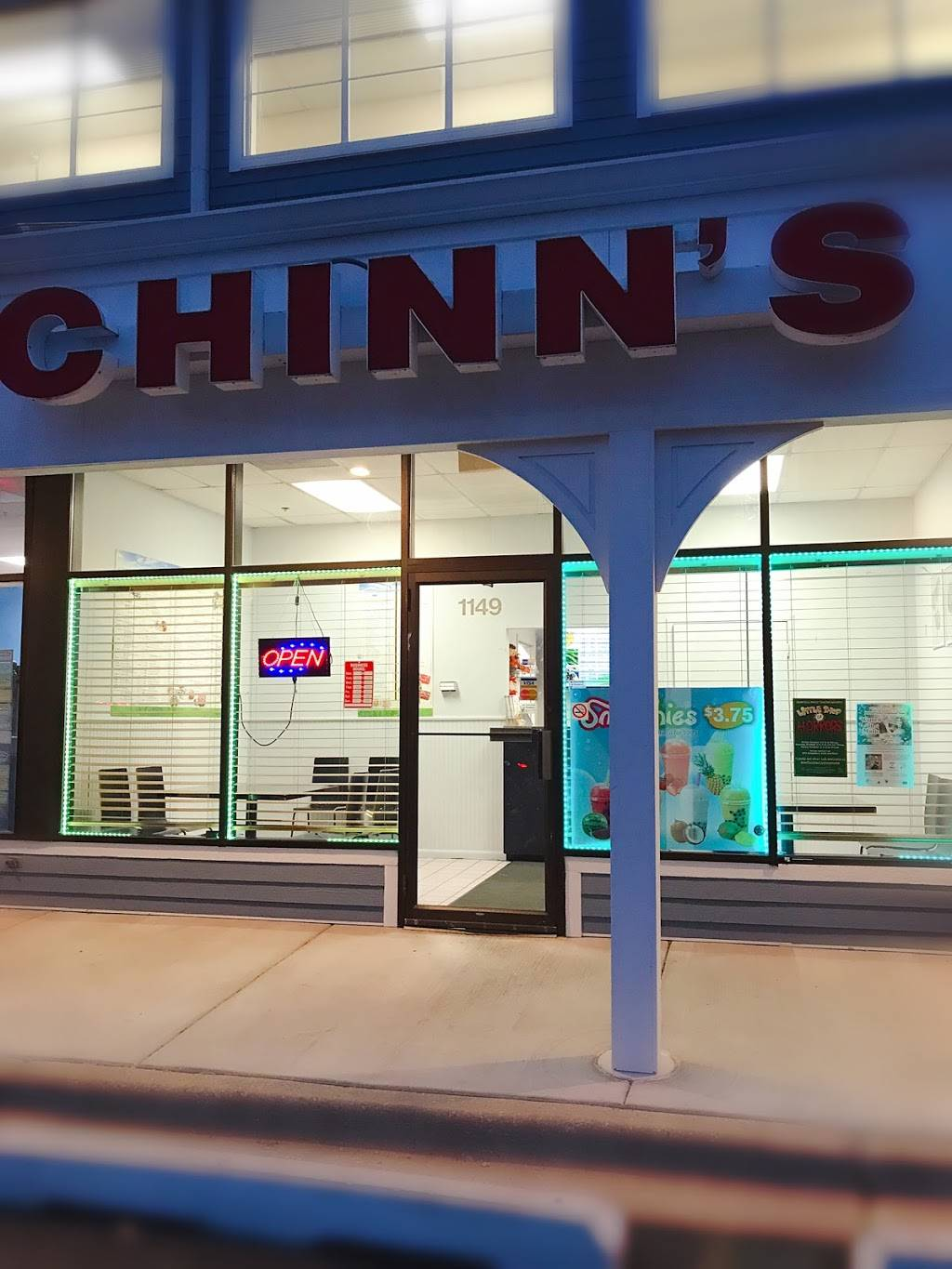 Chinns Chinese Restaurant | restaurant | 1149 McHenry Rd, Buffalo Grove, IL 60089, USA | 8479139096 OR +1 847-913-9096