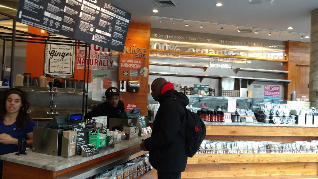 Juice Press (Equinox Members Only) | restaurant | 421 Hudson St, New York, NY 10014, USA | 2127770034 OR +1 212-777-0034