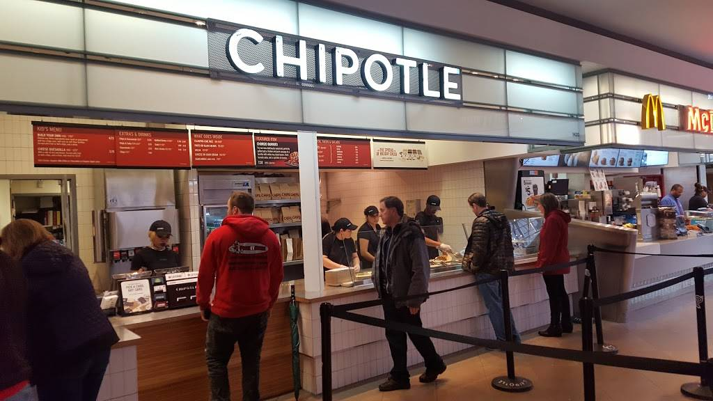 Chipotle Mexican Grill | restaurant | 10300 Little Patuxent Pkwy SUITE 1420, Columbia, MD 21044, USA | 4109971083 OR +1 410-997-1083