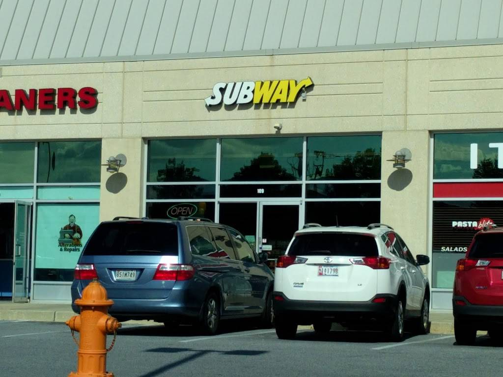 Subway Restaurants   restaurant   6010 University Blvd #109, Ellicott City, MD 21043, USA   4104184654 OR +1 410-418-4654