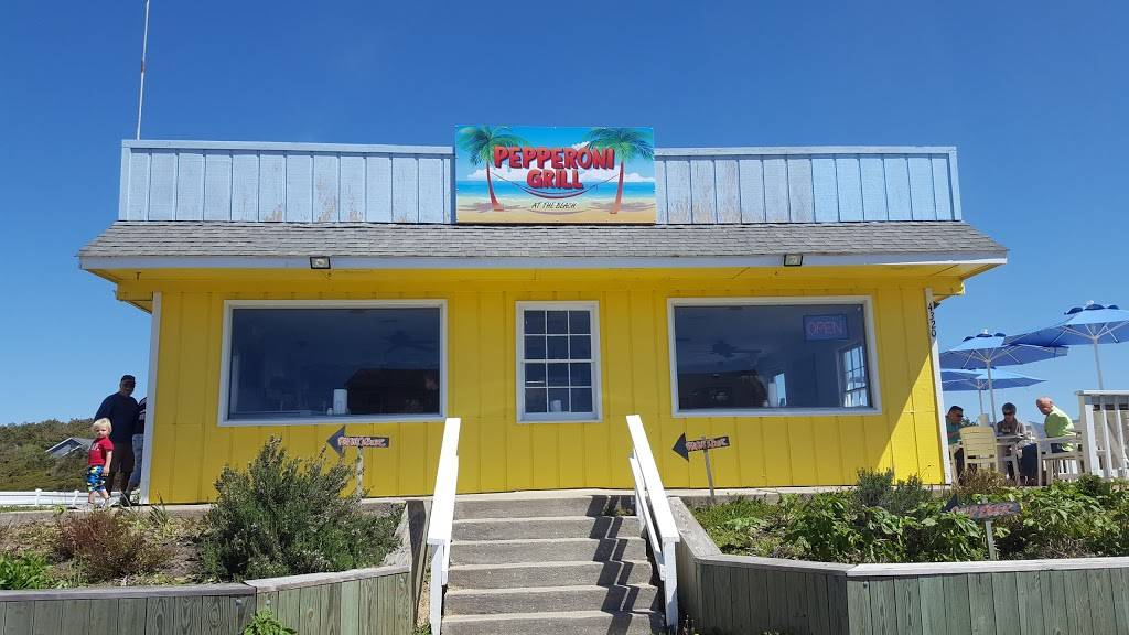 Pepperoni Grill at the Beach | meal delivery | 4320 E Beach Dr, Oak Island, NC 28465, USA | 9102501190 OR +1 910-250-1190