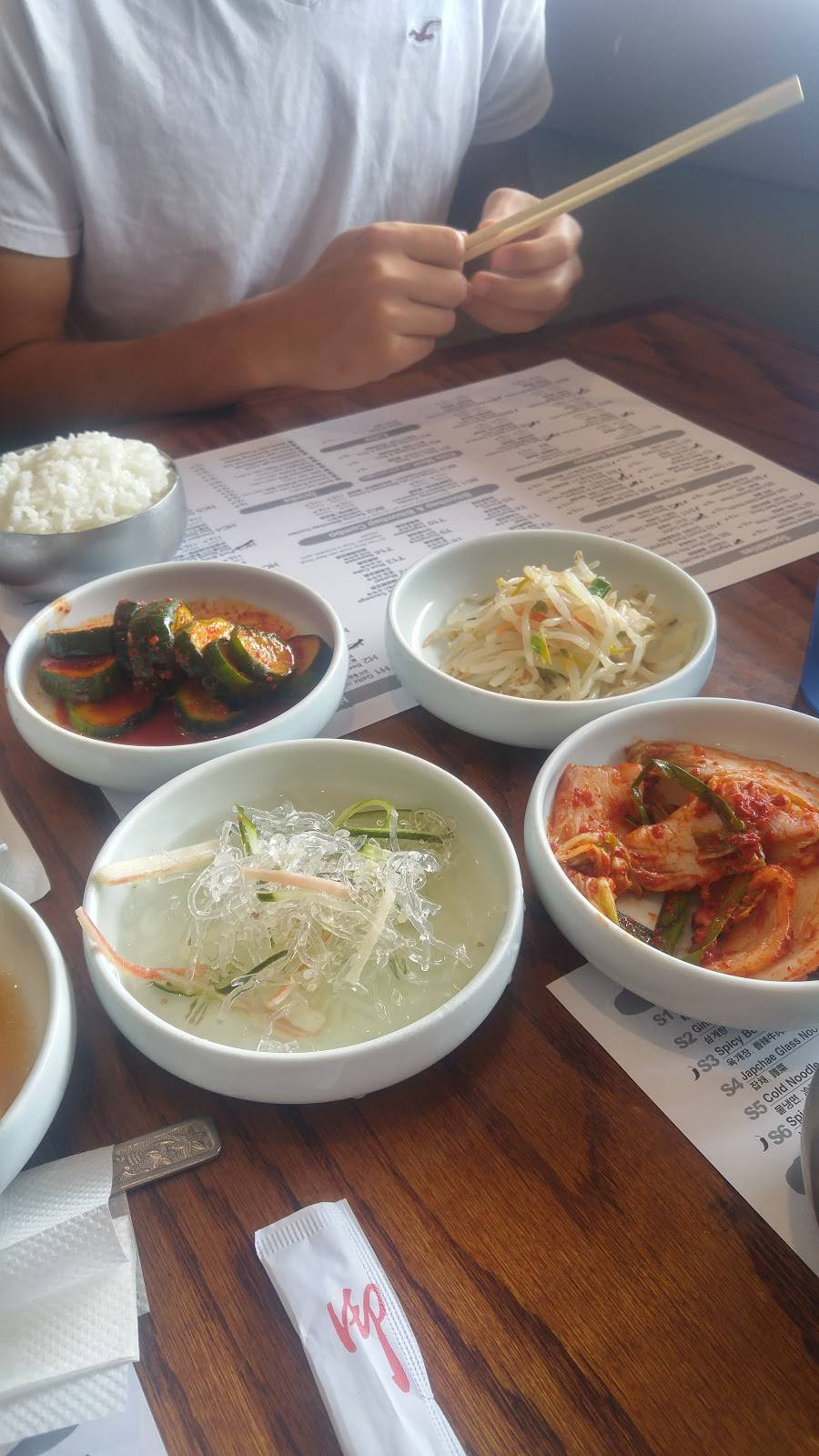 Myung Dong Tofu House | restaurant | 1025 S Glendora Ave, West Covina, CA 91790, USA | 6263380414 OR +1 626-338-0414