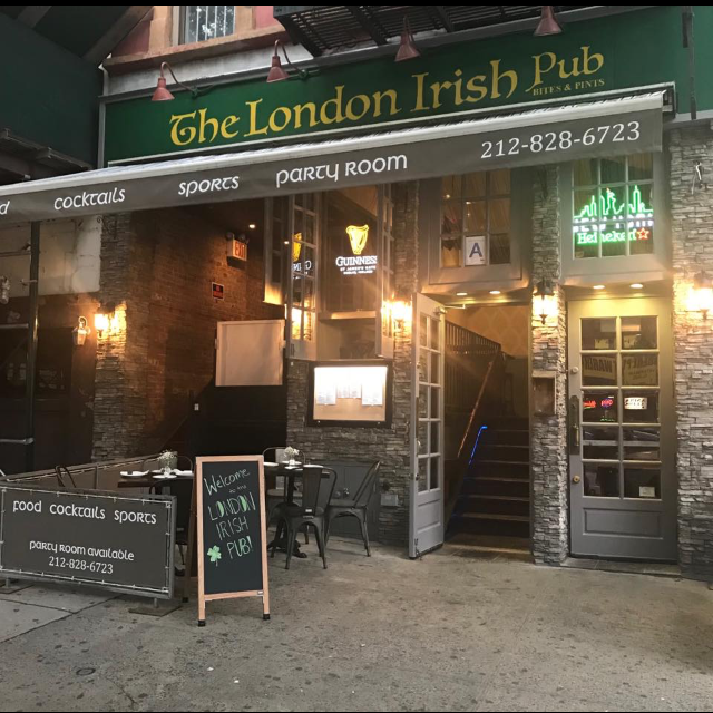 The London Irish Pub | restaurant | 355 E 116th St, New York, NY 10029, USA | 2128286723 OR +1 212-828-6723