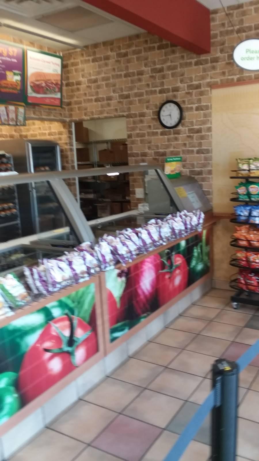 Subway | restaurant | 9440 Garland Rd Unit 710, Dallas, TX 75218, USA | 2143216823 OR +1 214-321-6823