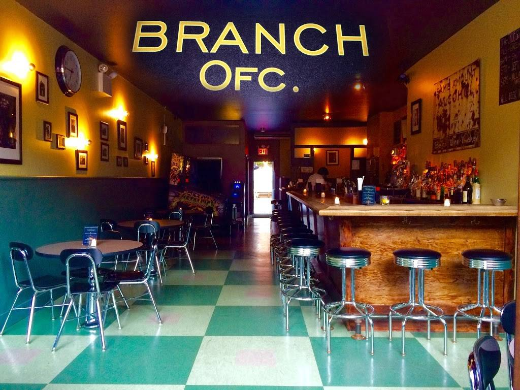 Branch Ofc.   restaurant   225 Rogers Ave, Brooklyn, NY 11225, USA