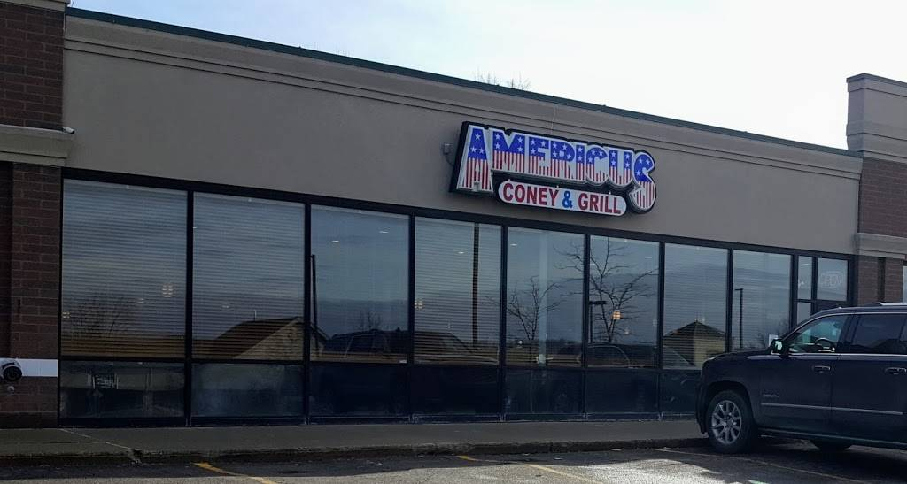 Americus Coney & Grill | restaurant | 167 S Milford Rd, Milford, MI 48381, USA | 2486851508 OR +1 248-685-1508