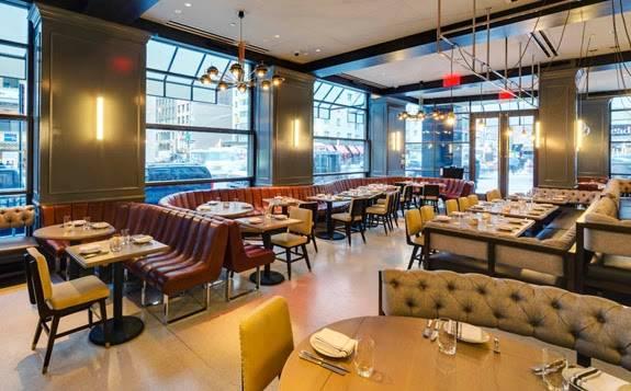 The Wayfarer   restaurant   101 W 57th St, New York, NY 10019, USA   2126910030 OR +1 212-691-0030