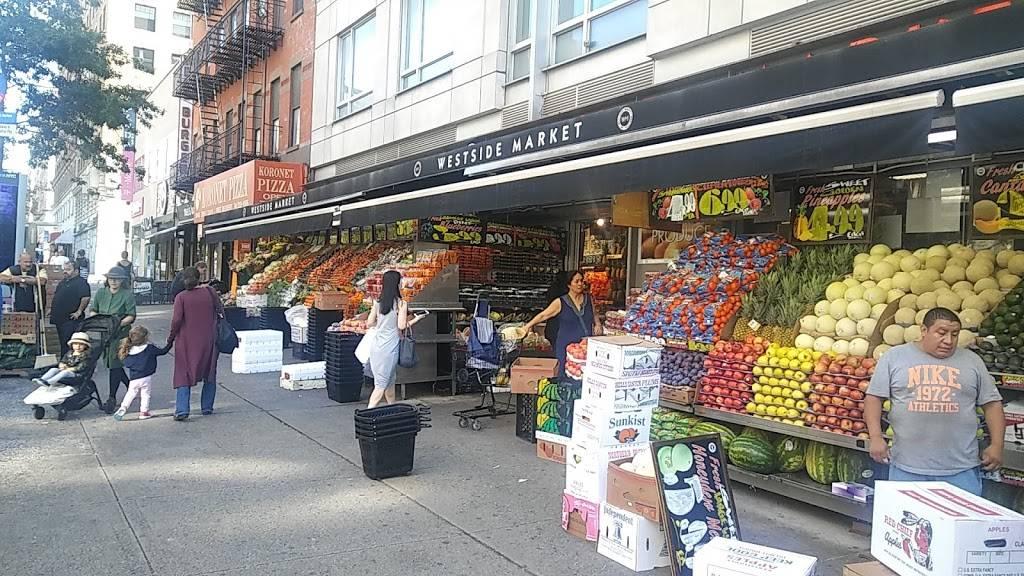 Westside Market | bakery | 2840 Broadway, New York, NY 10025, USA | 2122223367 OR +1 212-222-3367
