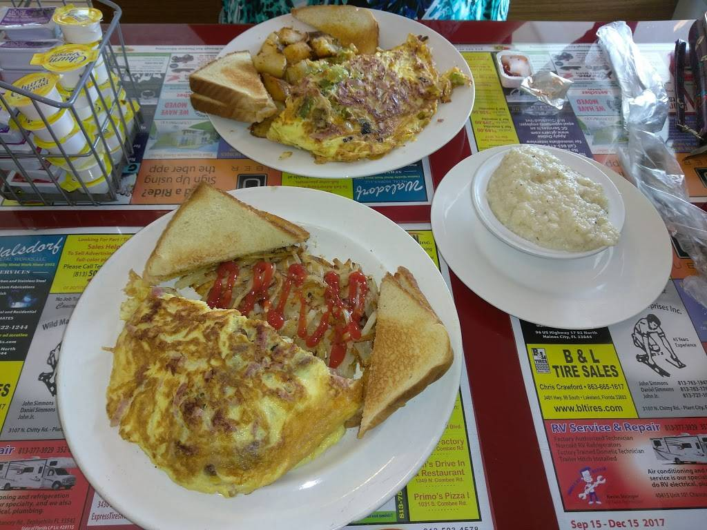 Toms Drive In & Restaurant   restaurant   1349 N Combee Rd, Lakeland, FL 33801, USA   8636652285 OR +1 863-665-2285