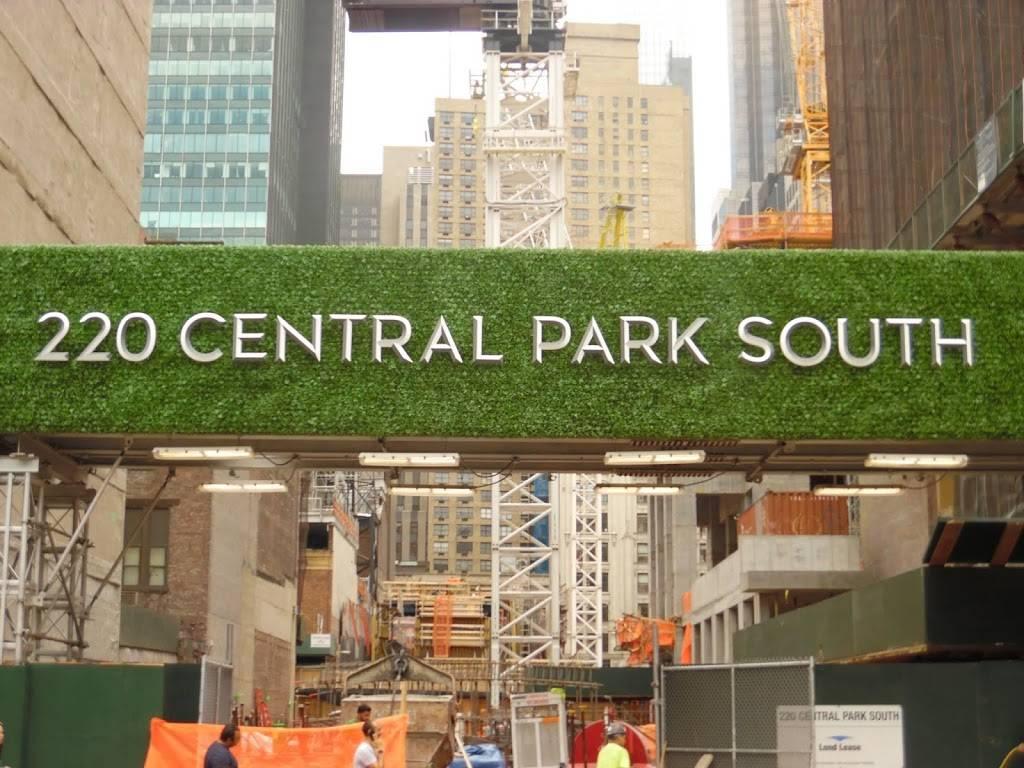 JG CPS | restaurant | 220 Central Park S, New York, NY 10019, USA