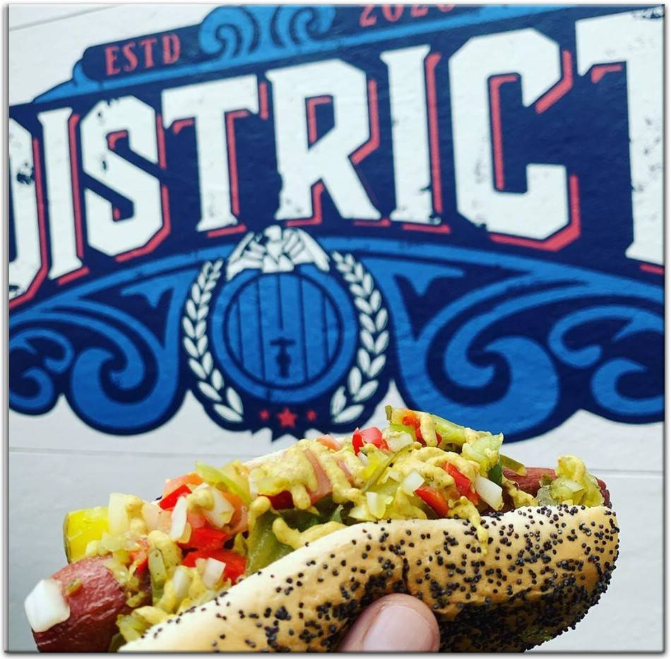 District | restaurant | 2 Sneden Ave, Staten Island, NY 10312, USA | 7189843700 OR +1 718-984-3700