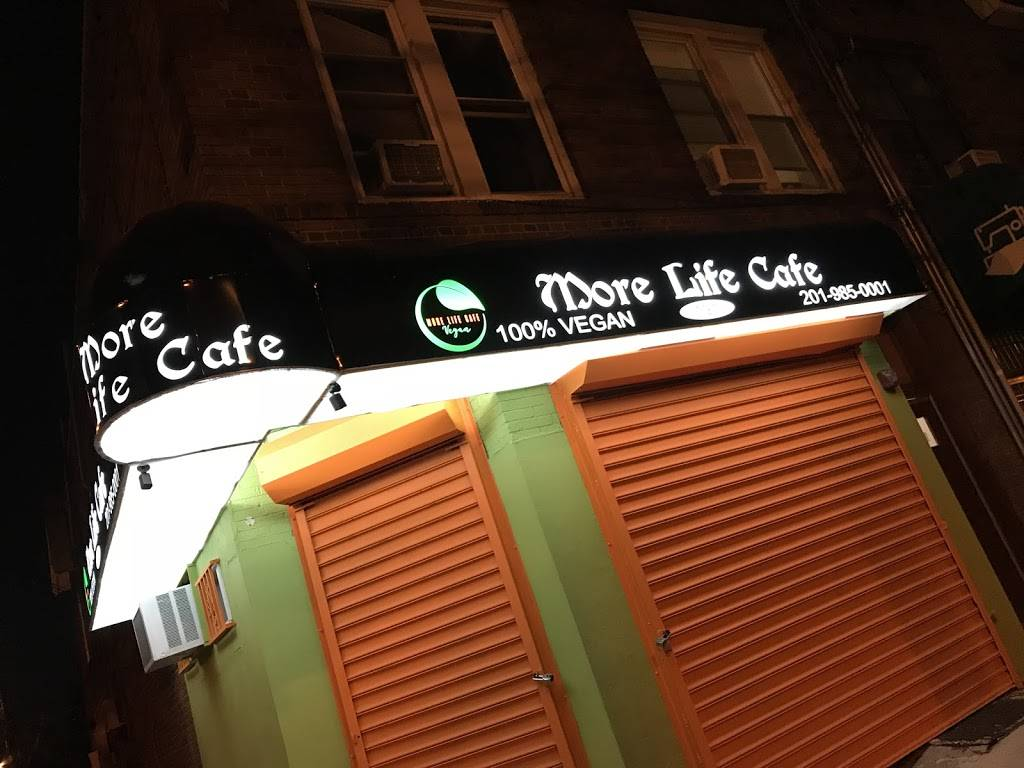 More Life Cafe   restaurant   191 Mallory Ave, Jersey City, NJ 07305, USA   2019850001 OR +1 201-985-0001