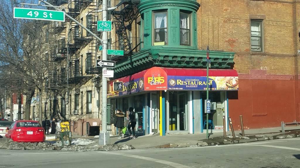 Pariscien   restaurant   409 49th St, Brooklyn, NY 11220, USA   7184921485 OR +1 718-492-1485