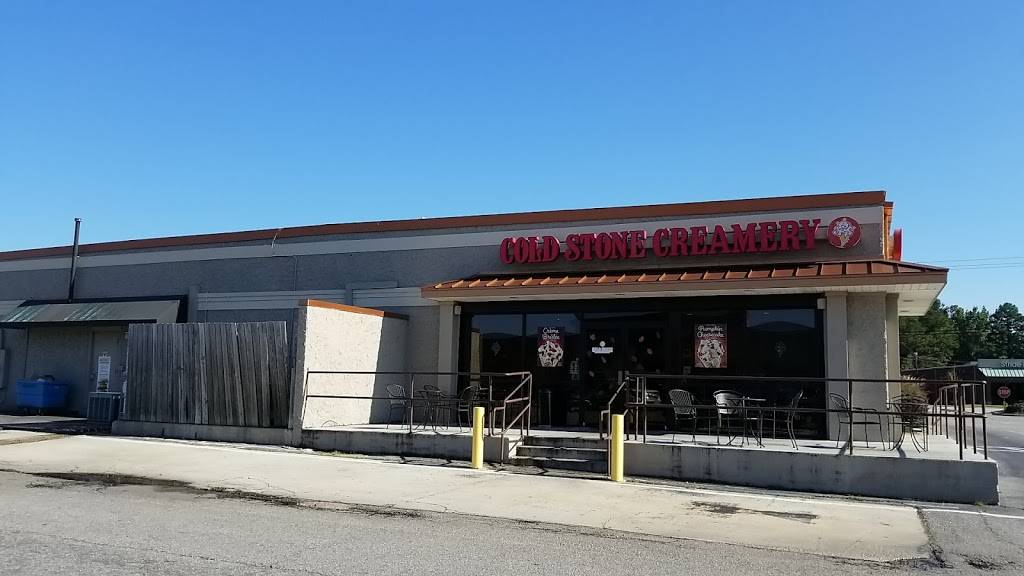 Cold Stone Creamery | bakery | 1939 W Palmetto St, Florence, SC 29501, USA | 8436615911 OR +1 843-661-5911