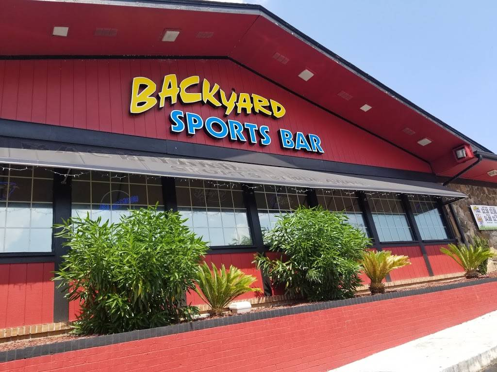 Backyard Sports Bar And Grill Myrtle Beach Sc ...