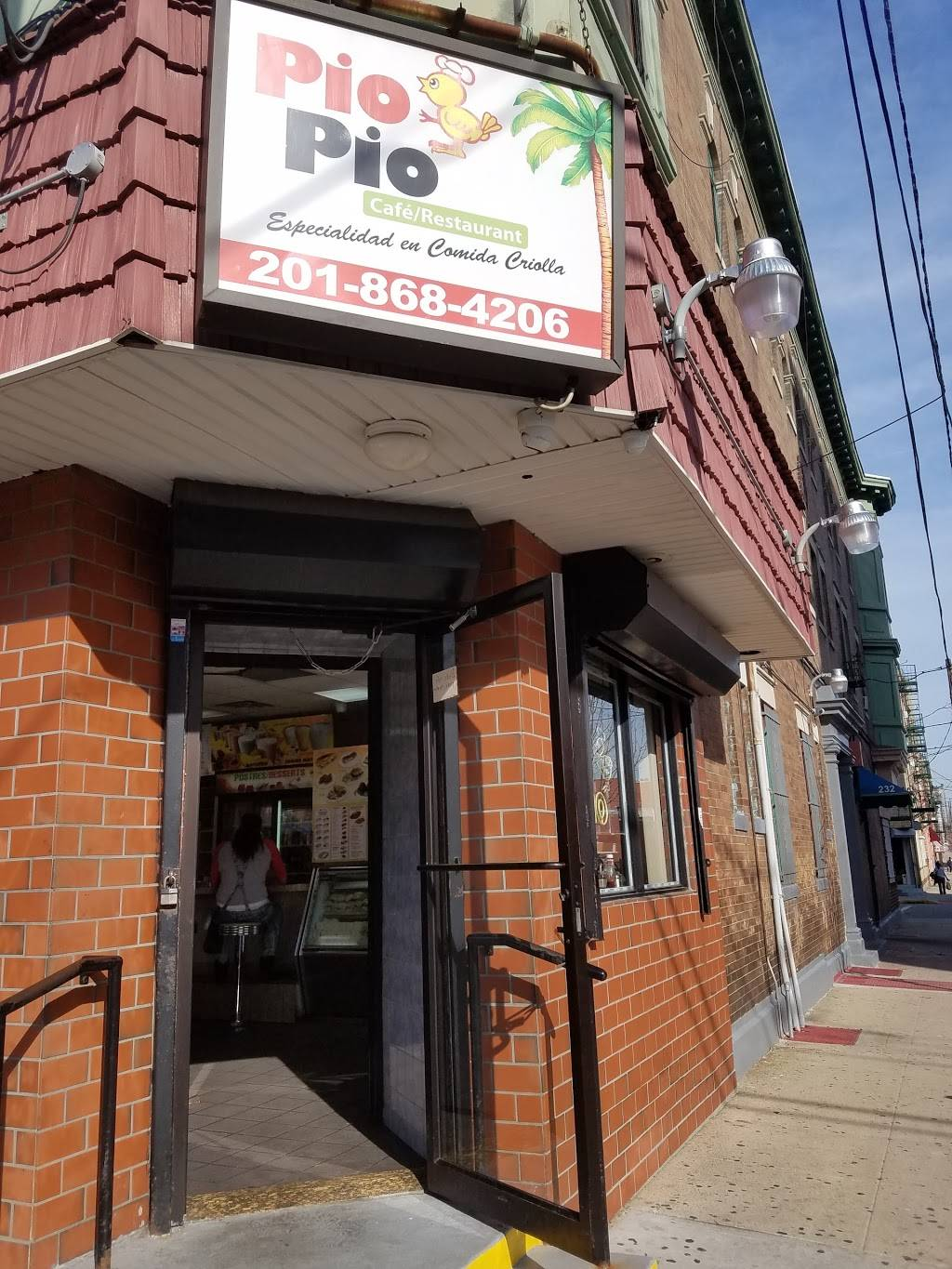 Pio Pio Café & Restaurant | restaurant | 6300 Hudson Ave, West New York, NJ 07093, USA | 2018684206 OR +1 201-868-4206