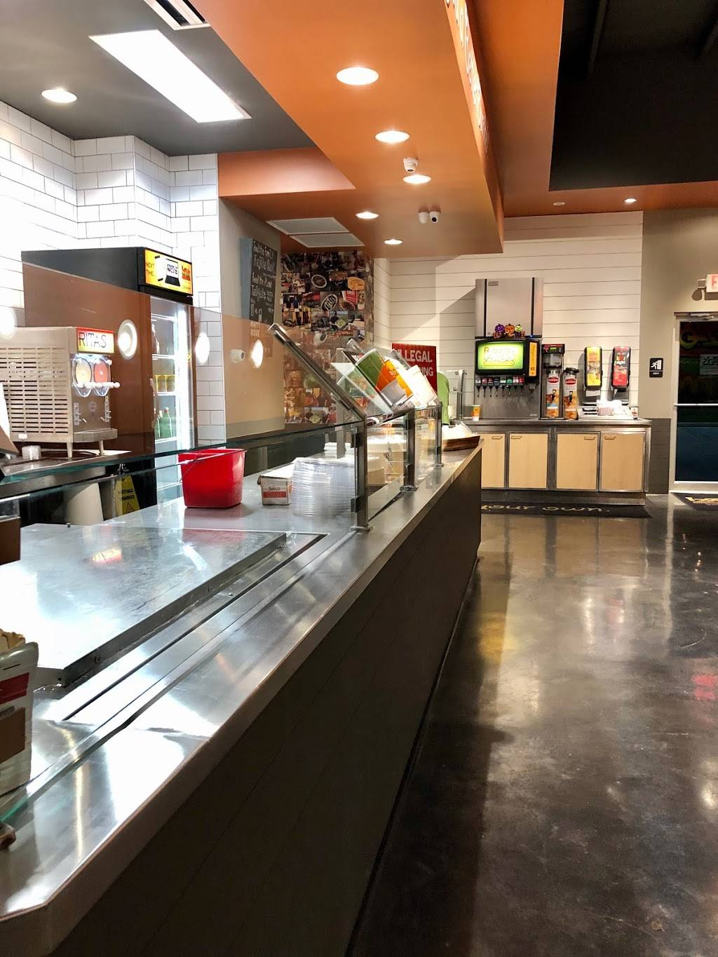 Izzos Illegal Burrito - Outfitters Dr., Gonzales | restaurant | 2520 W Outfitters Dr Ste C, Gonzales, LA 70737, USA | 2254246210 OR +1 225-424-6210