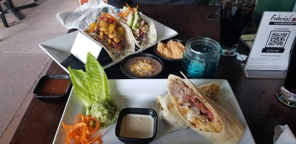 Federicos Fresh Mex Cuisine | restaurant | 851 Higuera St, San Luis Obispo, CA 93401, USA | 8054393890 OR +1 805-439-3890