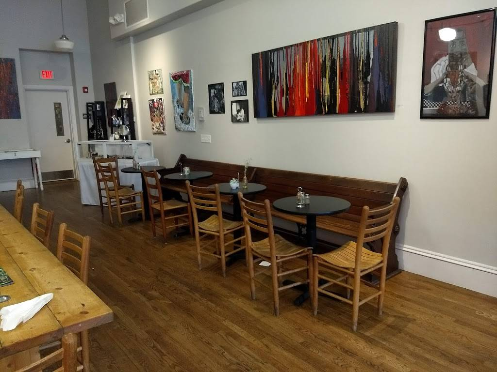 Starving Artist Creperie and Cafe | cafe | 40 Main St, Lee, MA 01238, USA | 4133945046 OR +1 413-394-5046