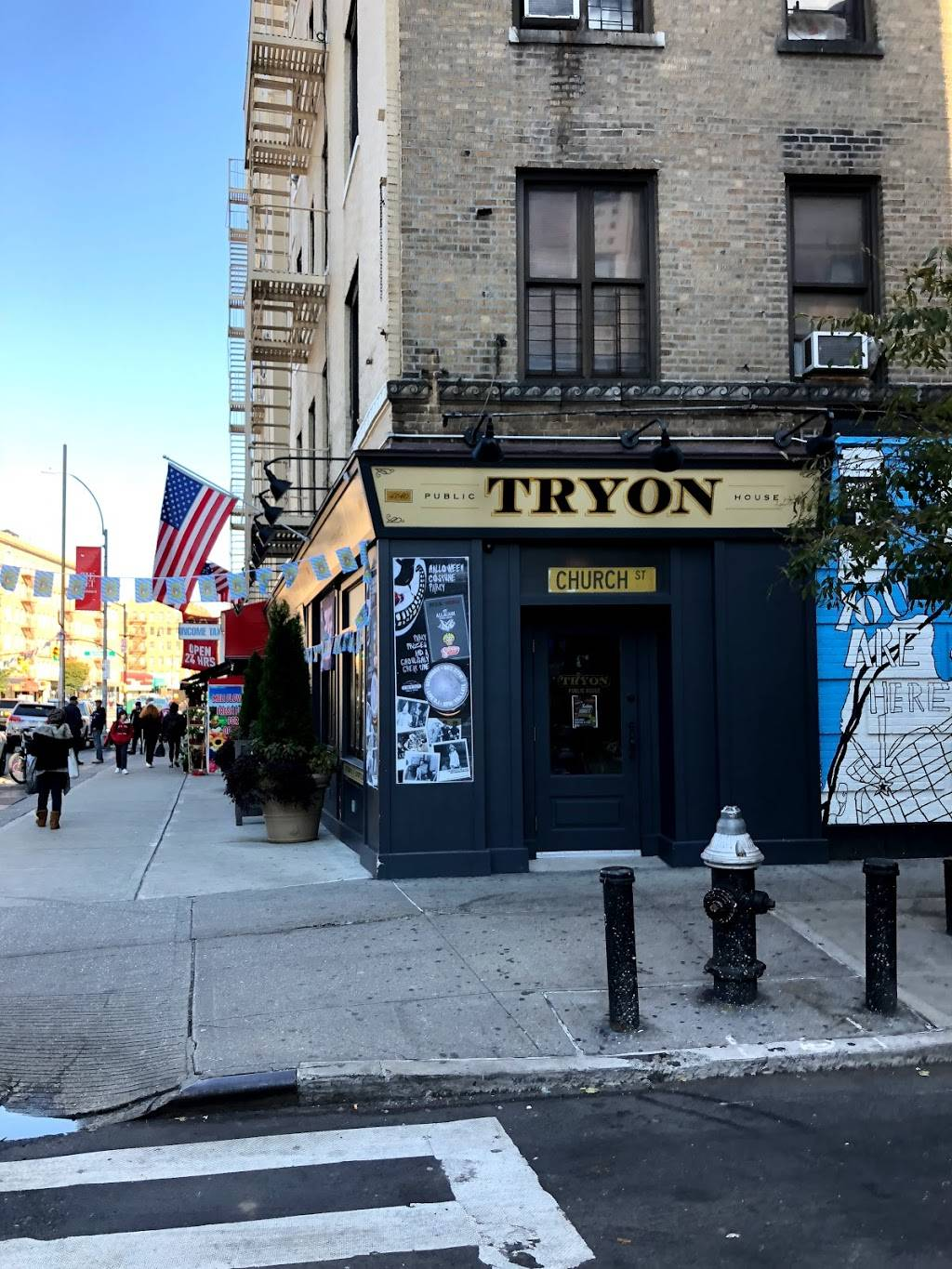 Tryon Public House | restaurant | 10040, 4740 Broadway, New York, NY 10040, USA | 6469187129 OR +1 646-918-7129