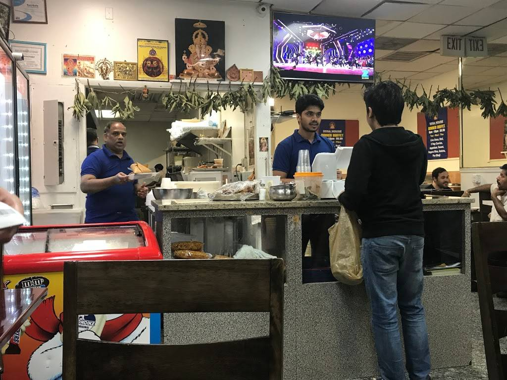 Sri Ganesh Dosa House   restaurant   809 Newark Ave, Jersey City, NJ 07306, USA   2012223883 OR +1 201-222-3883