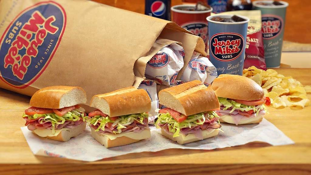 Jersey Mike's Subs - Meal takeaway   1367 W Walnut Ave, Dalton, GA ...
