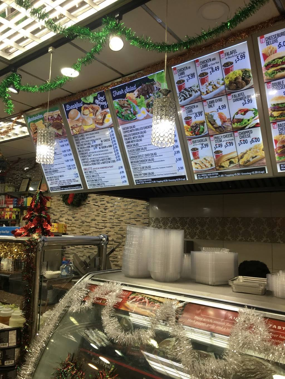 God Bless USA Deli | restaurant | 818 Manhattan Ave, Brooklyn, NY 11222, USA | 7183491828 OR +1 718-349-1828