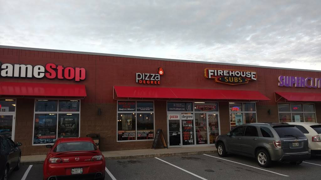 Pizza Degree | meal takeaway | 10 Waterville Commons Drive, Waterville, ME 04901, USA | 2076163978 OR +1 207-616-3978