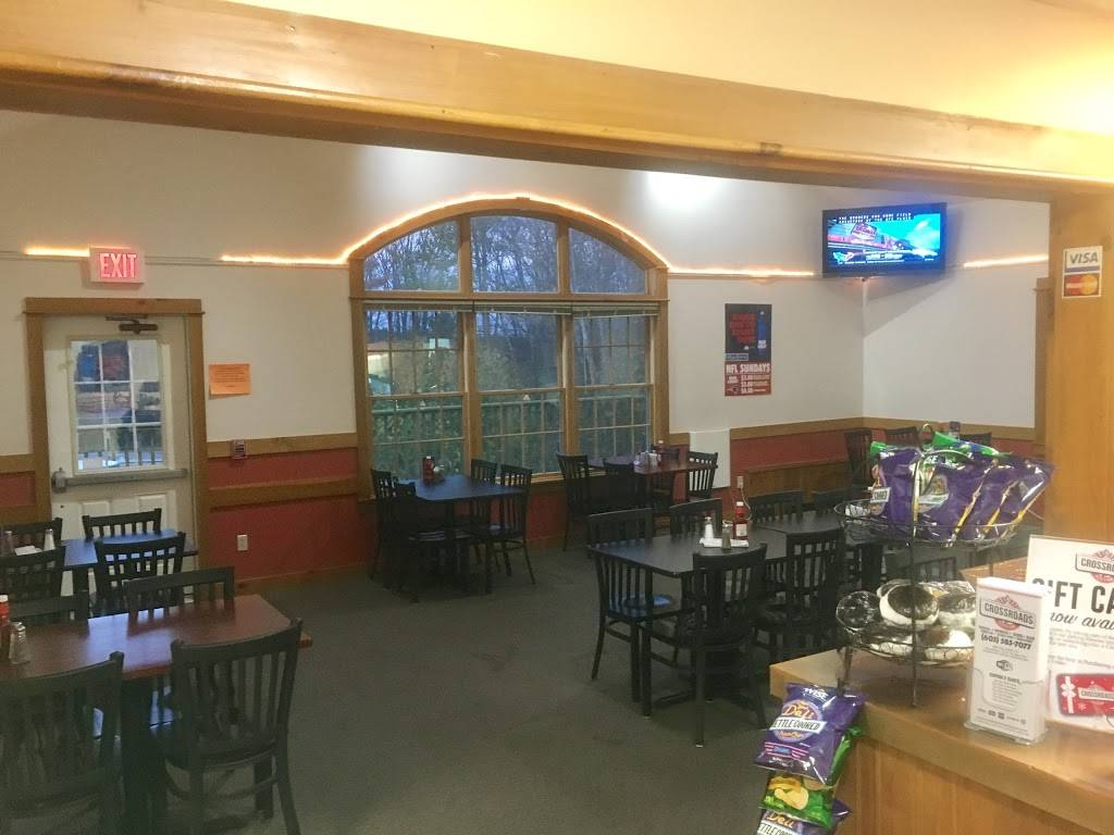 Crossroads Pizza & Subs | restaurant | 21 Route 12 South, Fitzwilliam, NH 03447, USA | 6035857077 OR +1 603-585-7077