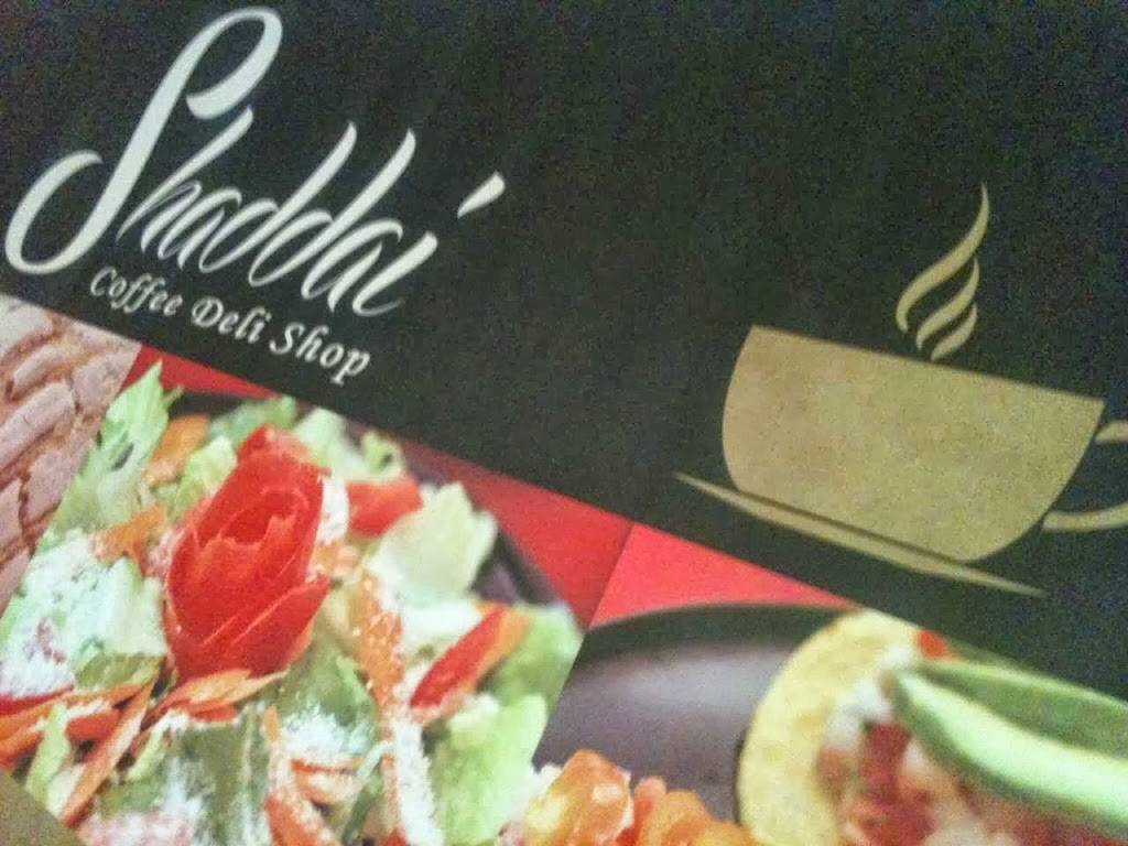 Shaddai coffee deli shop   restaurant   5507 38th Ave N, St. Petersburg, FL 33710, USA   7273422262 OR +1 727-342-2262
