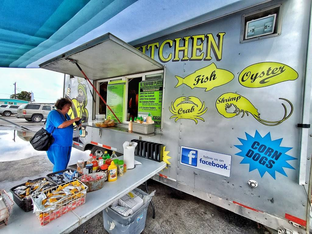 Captains Kitchen (Food Truck) | restaurant | 1502 Salter Path Rd, Salter Path, NC 28575, USA | 2527233100 OR +1 252-723-3100