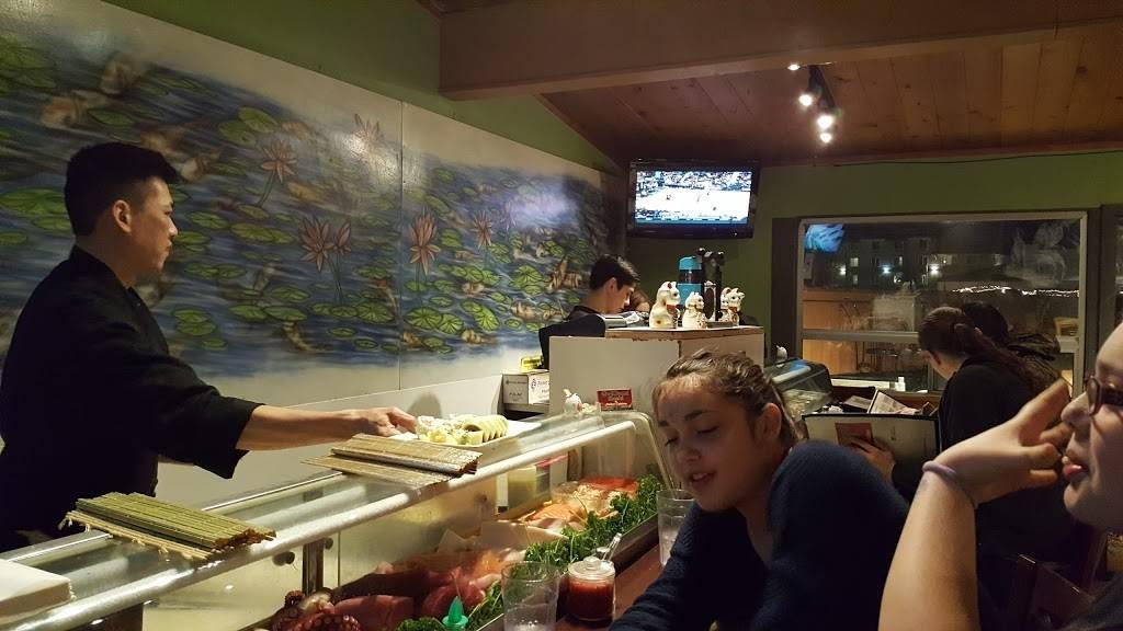 Origami Sushi menu in Silverdale, Washington, USA   576x1024