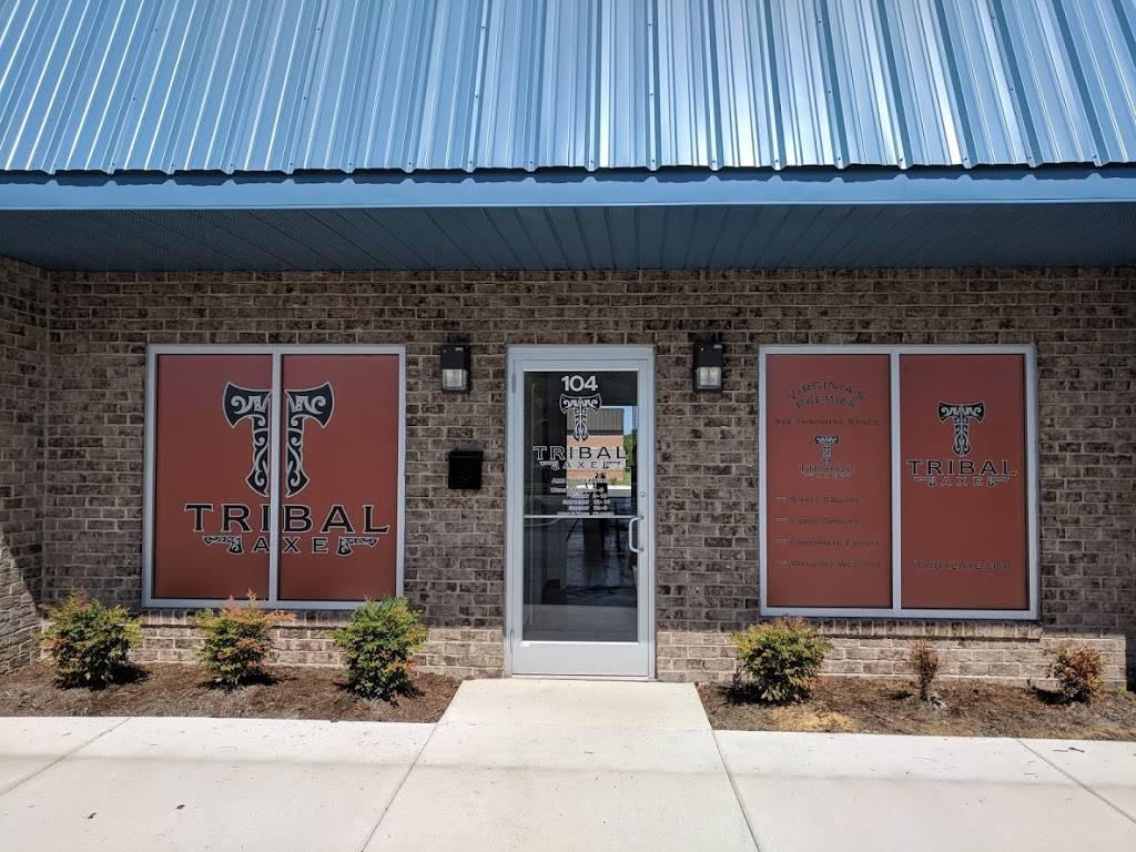 Axe Throwing - Tribal Axe | restaurant | 5070 Virginia Beach Blvd Suite B, Virginia Beach, VA 23462, USA | 7574313100 OR +1 757-431-3100