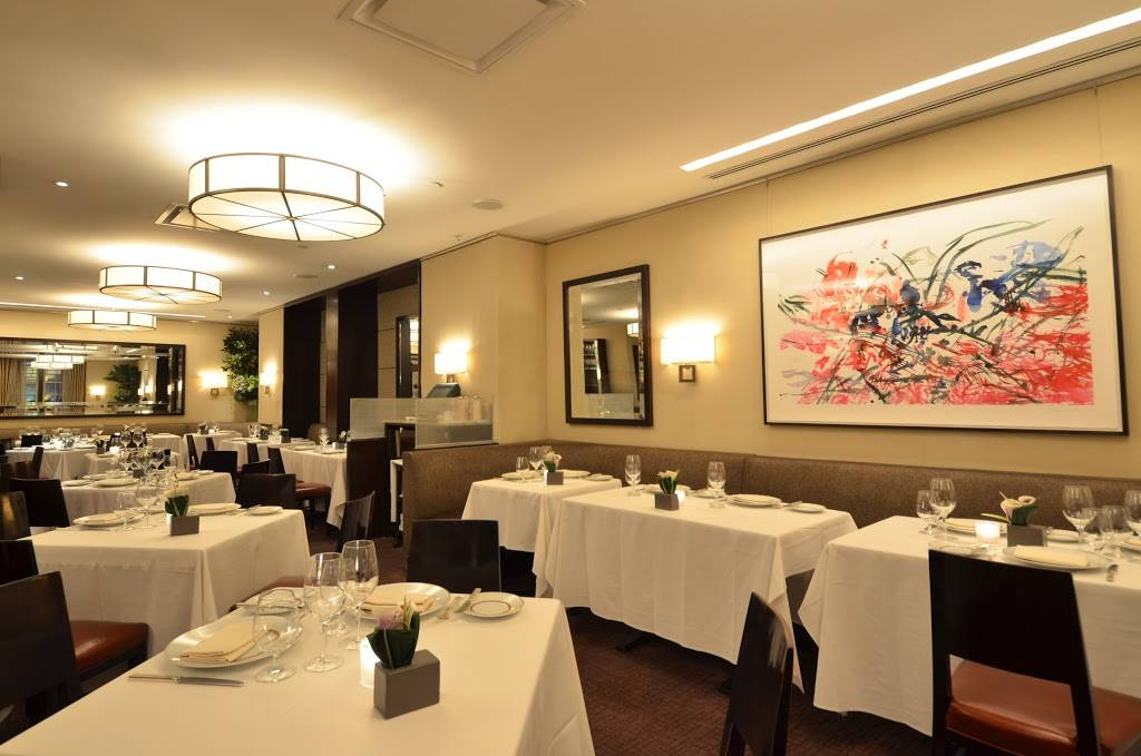 Cafe Boulud | night club | 20 E 76th St, New York, NY 10021, USA | 2127722600 OR +1 212-772-2600