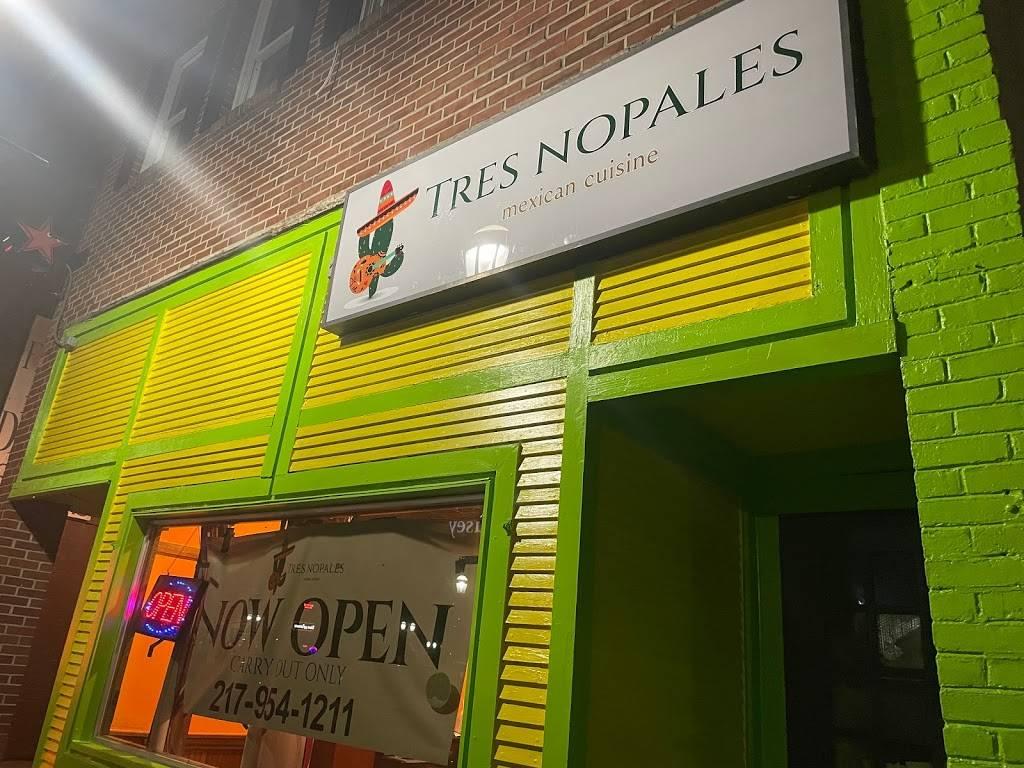 Tres nopales | restaurant | 114 S Race St, Urbana, IL 61801, USA | 2179541211 OR +1 217-954-1211