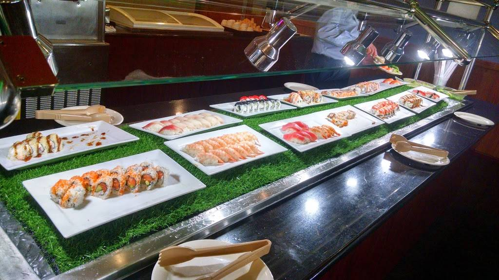 Golden Star Seafood Buffet & Hibachi Grill | restaurant | 7840 W Tidwell Rd, Houston, TX 77040, USA | 7139391875 OR +1 713-939-1875