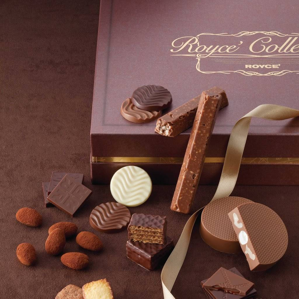 ROYCE Chocolate New Jersey | restaurant | MITSUWA MARKET PLACE, 595 River Rd Suite 852, Edgewater, NJ 07020, USA | 2019455200 OR +1 201-945-5200
