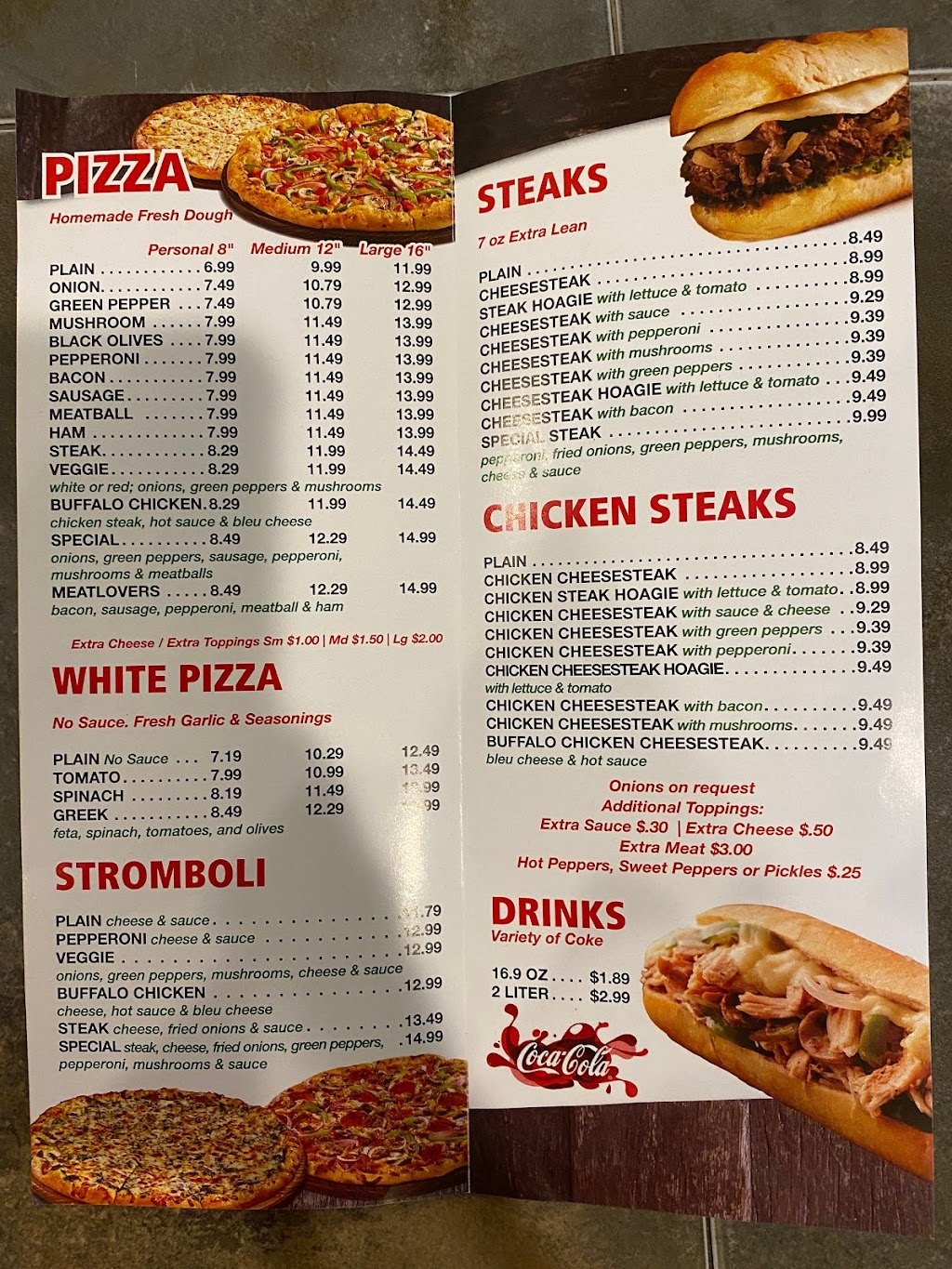 The Steakout | restaurant | 18617 High Springs Main St, High Springs, FL 32643, USA | 3864544000 OR +1 386-454-4000