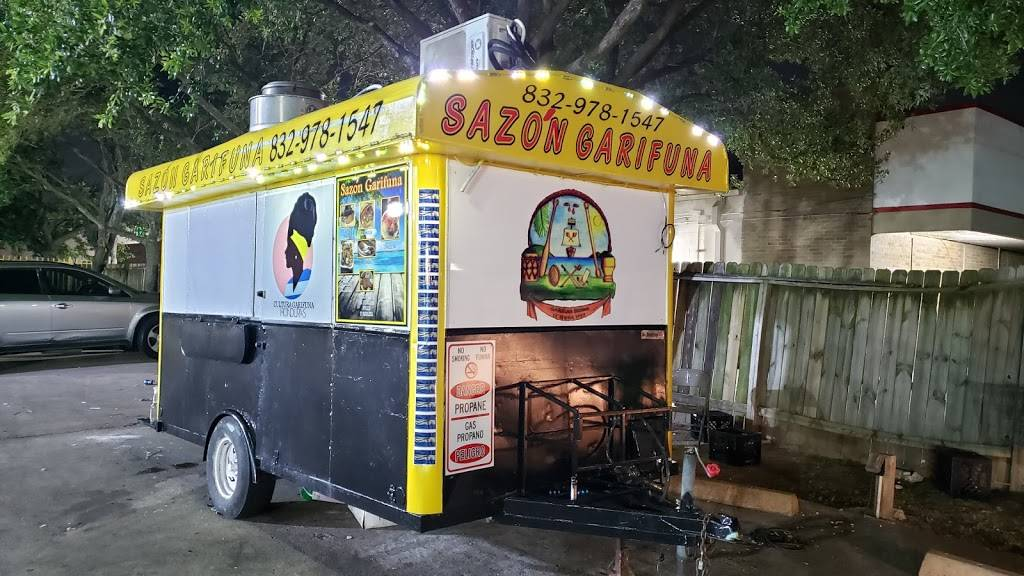Sazón garifuna | restaurant | 8700 S Braeswood Blvd, Houston, TX 77031, USA | 8329781547 OR +1 832-978-1547