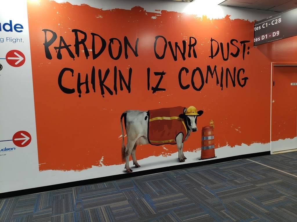 Chick-Fil-A | restaurant | International Airport, Dulles, VA 20151, USA