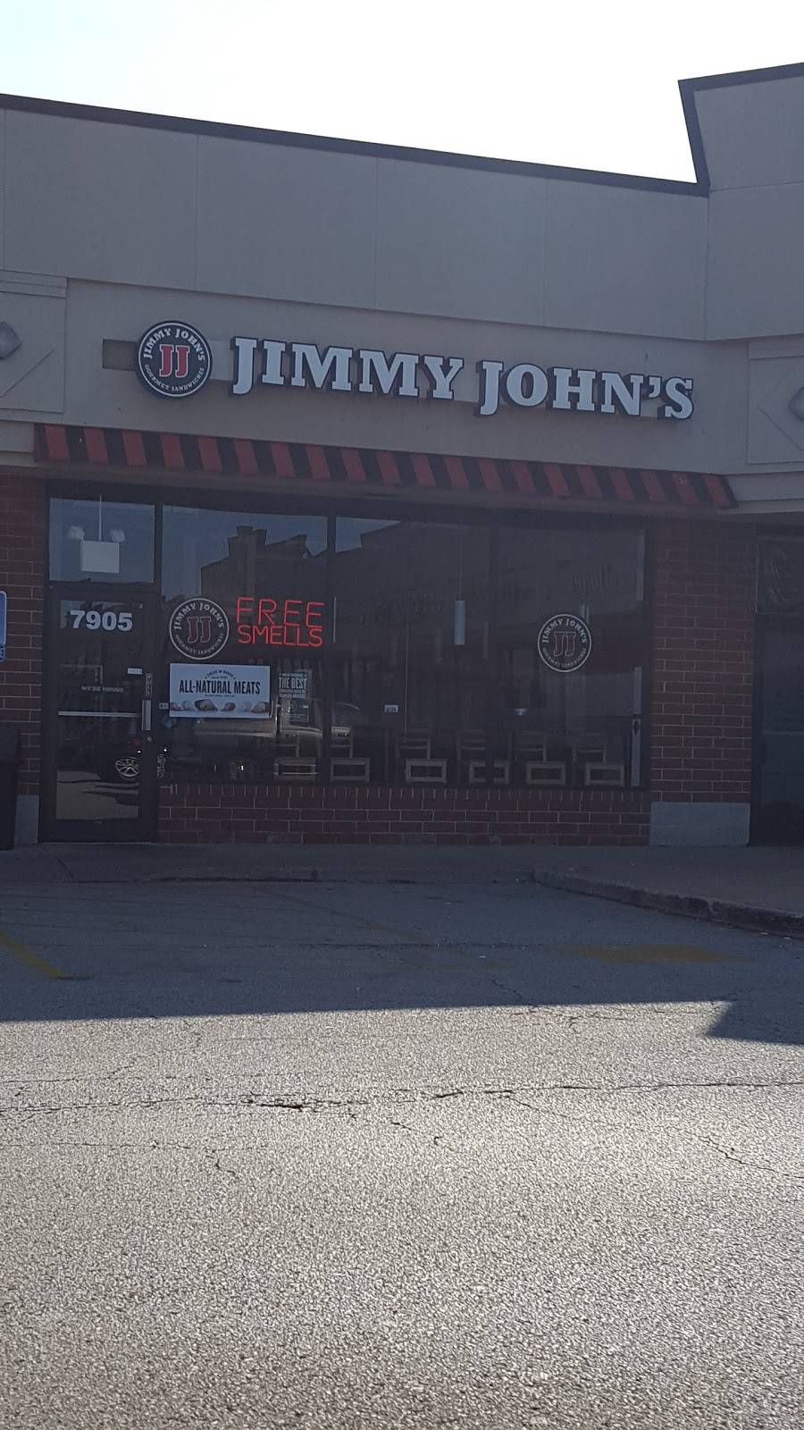 Jimmy Johns   meal delivery   7905 W 171st St, Tinley Park, IL 60477, USA   7084442525 OR +1 708-444-2525