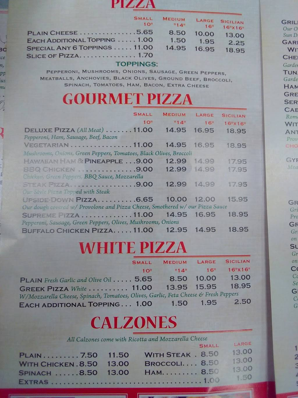 Supreme Pizza | meal delivery | 1303 Chester Pike, Sharon Hill, PA 19079, USA | 6105225220 OR +1 610-522-5220
