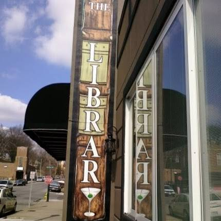 The Library | restaurant | 10 S Spanish St, Cape Girardeau, MO 63703, USA | 5733352806 OR +1 573-335-2806