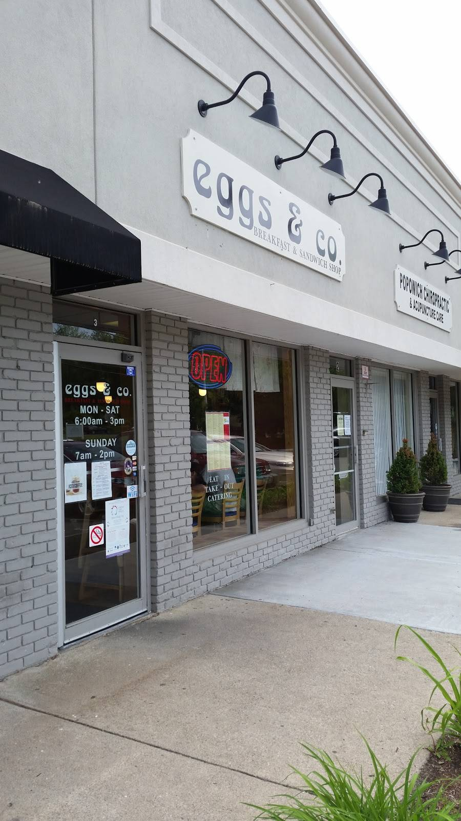 Eggs & Co. | restaurant | 71 S Main St, Newtown, CT 06470, USA | 2034912727 OR +1 203-491-2727