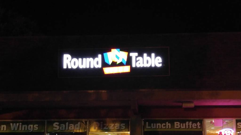 Round Table Pizza Meal Delivery 20 Chestnut Ave South San Francisco Ca 94080 Usa